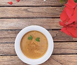 番茄鸡肉浓汤的做法