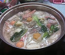不加锅底料的涮羊肉的做法