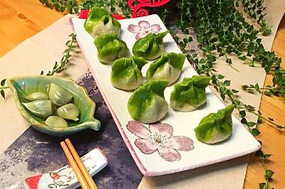 初一寓意吉祥的百财水饺