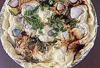 白蛤炖蛋的做法