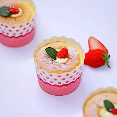 【捧在手心里】北海道戚风蛋糕杯