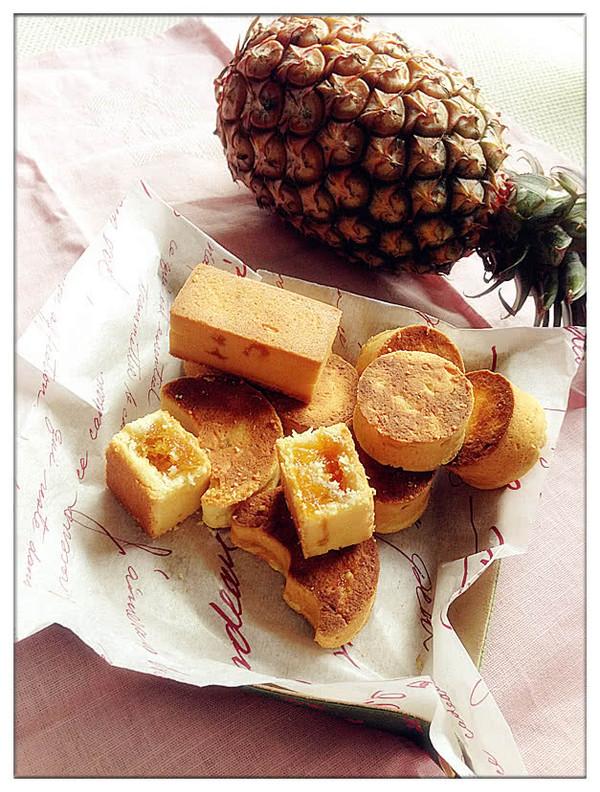 果香浓郁-金钻凤梨酥的做法