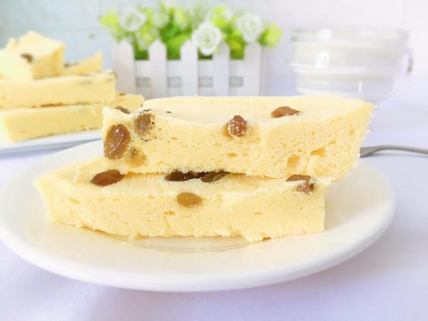 酸奶蒸蛋糕的做法