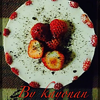草莓冻芝士6寸的做法图解4
