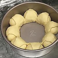 皇冠花朵面包的做法图解9