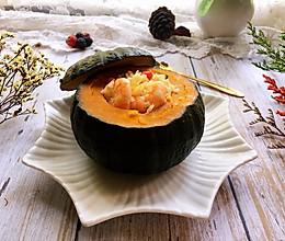 #秋天怎么吃#可以连碗都吃掉的炒饭的做法