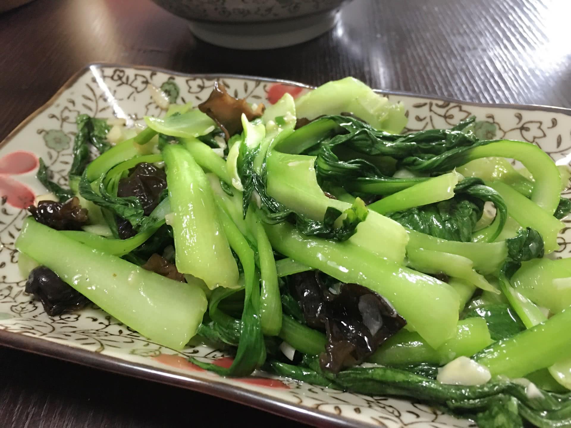 排骨的做法大全_炒青菜怎么做_炒青菜的做法_豆果美食