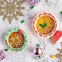 这个圣诞我既要吃的又要玩的!——圣诞摇摇乐饼干
