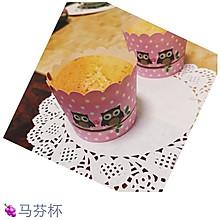 蜂蜜牛奶纸杯蛋糕(马芬蛋糕)