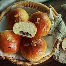 #硬核菜谱制作人#黑麦蜜豆小餐包
