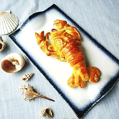 龙虾豆浆面包
