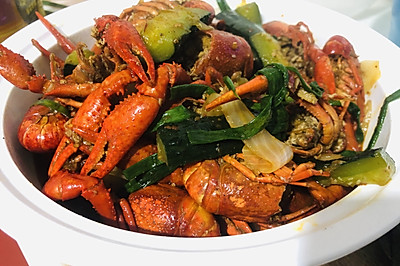 十三香小龙虾——自己在家就能get的美味