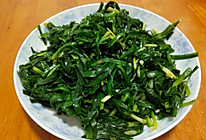 #餐桌上的春日限定#素炒韭菜的做法
