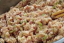 猪肉莲藕饺子馅的做法