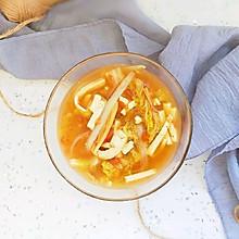 #洗手作羹汤#开胃汤
