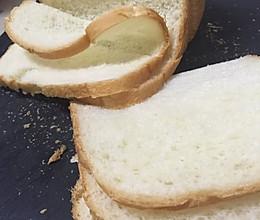 柏翠面包机版一键式奶香吐司(无黄油、淡奶油)的做法