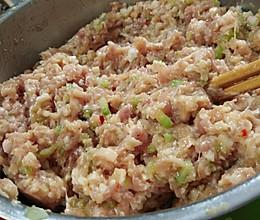 猪肉莲藕饺子馅