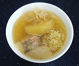 苹果雪梨猪骨汤的做法
