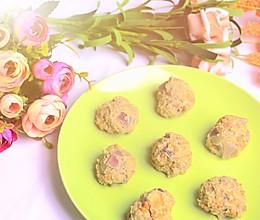 胡萝卜牛肉丸子 宝宝辅食,洋葱+ 鸡蛋+柠檬 的做法