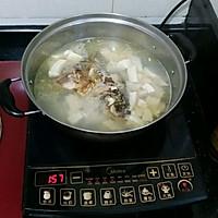 奶白鲫鱼汤的做法图解5