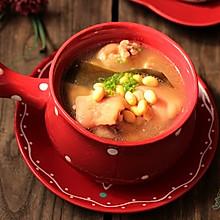 黄豆海带猪蹄汤
