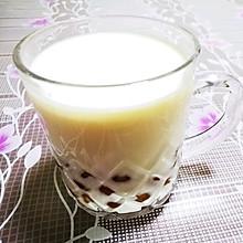 蜂蜜奶茶#精彩看球,养生熬夜#