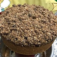 咖啡果仁蛋糕