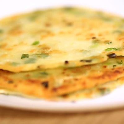 迷迭香:葱油饼