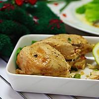 圣诞烤鸡肉的做法图解9