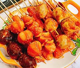 好好吃的串串,不油炸不上火的秘制酱料的做法