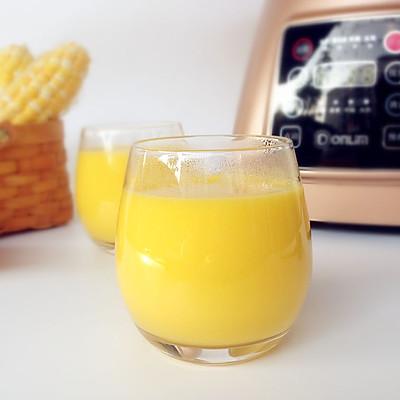 红萝卜玉米汁