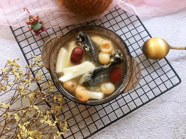 #洗手作羹汤#清甜椰子乌鸡汤的做法