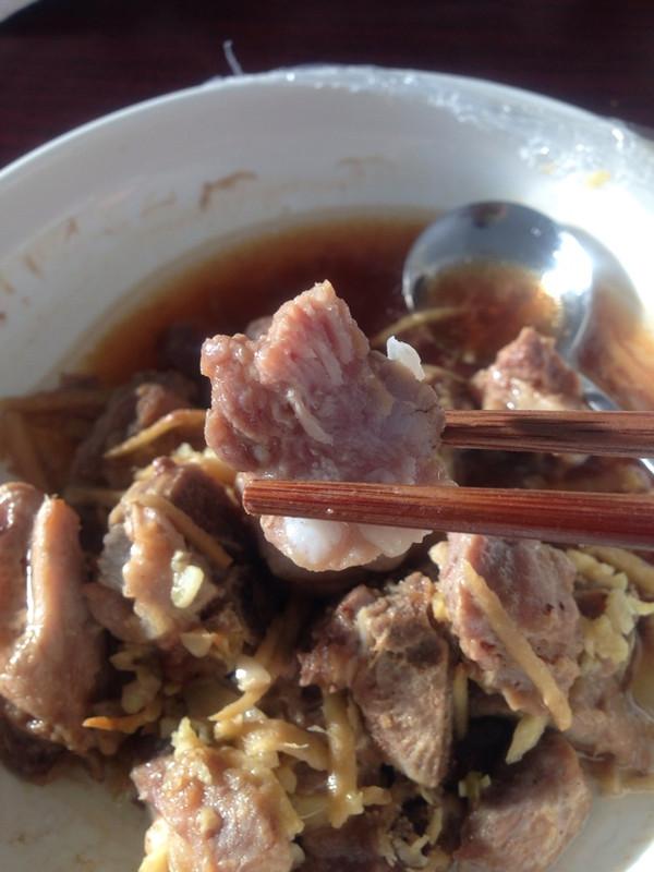 粤菜—清蒸排骨的做法