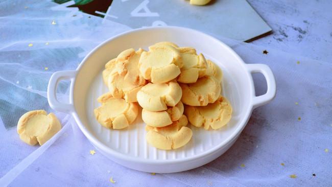 #金龙鱼精英百分百烘焙大赛阿狗战队#玛格丽特小饼干的做法