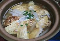 #憋在家里吃什么#蛋饺萝卜煲的做法