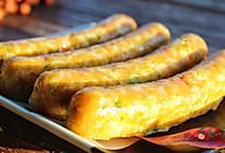 宝宝辅食:虾肉米肠的做法
