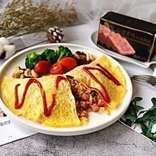 王家渡午餐肉蛋包饭