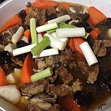 冬日羊肉火锅