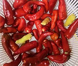 自制腌辣椒的做法