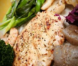 诱人的减脂鸡胸肉的做法