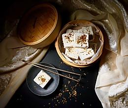 百年糕点桂花糕 - 传统的经典的做法