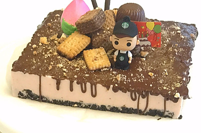 小哥17芝士蛋糕