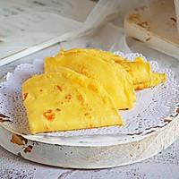 孩子特别爱吃的鸡蛋饼,简单快手的营养早餐主食!
