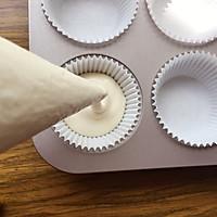 戚风纸杯蛋糕的做法图解15