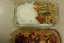 麻婆豆腐,老干妈版的做法