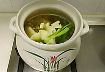 砂锅排骨莲藕汤的做法
