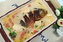 西红柿鲫鱼豆腐汤的做法