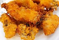 香炸鳕鱼块的做法