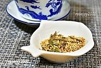 自制玄米茶的做法