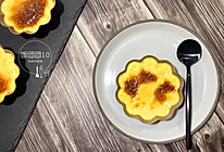 #换着花样吃早餐#细腻法式焦糖布丁的做法